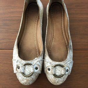 Frye Shoes - Frye Carson Harness Ballet Flat